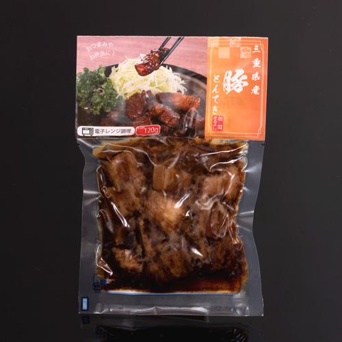 【冷凍】三重県産 豚 とんてき