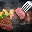 松阪牛ヒレステーキ200g 3枚 木箱入りイメージ