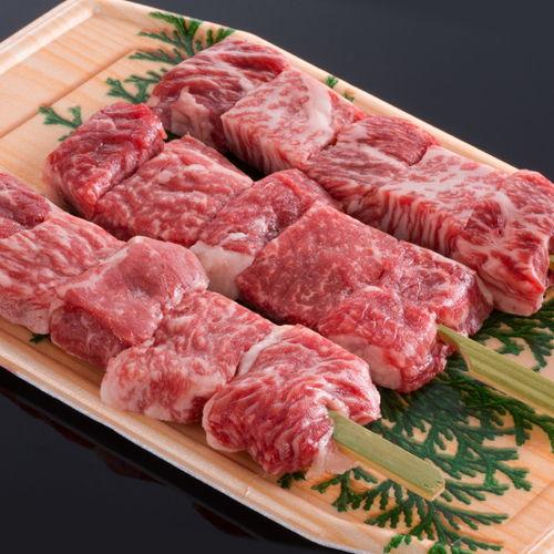 【冷凍】松阪牛牛串3本(モモ・バラ)