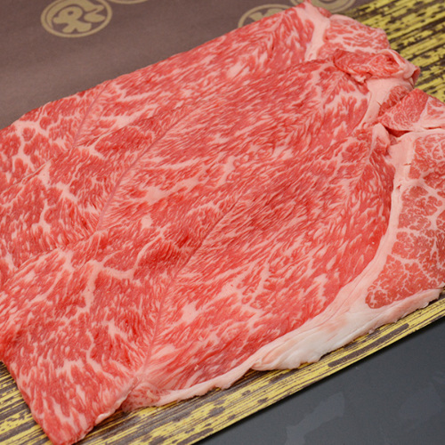 松阪牛すき焼き(肩・モモ)@1500 300g